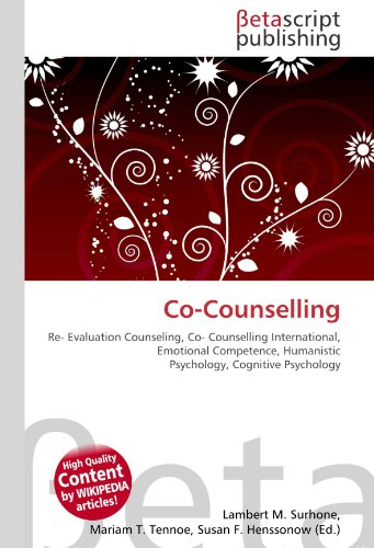 9786131159251: Co-Counselling: Re- Evaluation Counseling, Co- Counselling International, Emotional Competence, Humanistic Psychology, Cognitive Psychology
