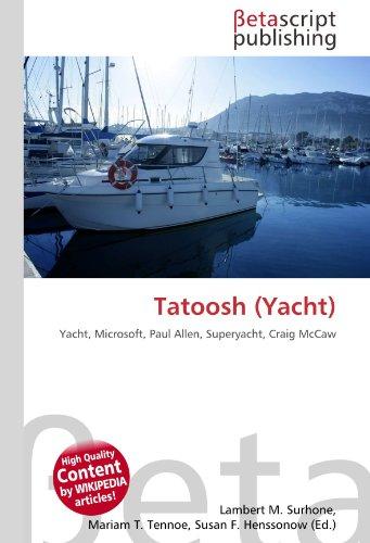 9786131176241: Tatoosh (Yacht)