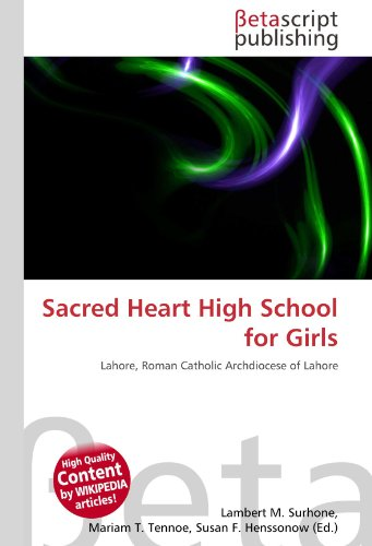9786131178641: Sacred Heart High School for Girls