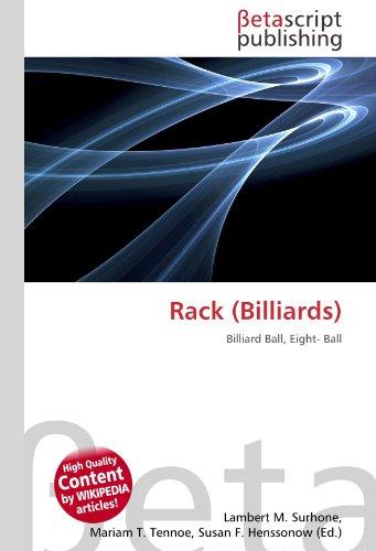 9786131184499: Rack (Billiards): Billiard Ball, Eight- Ball