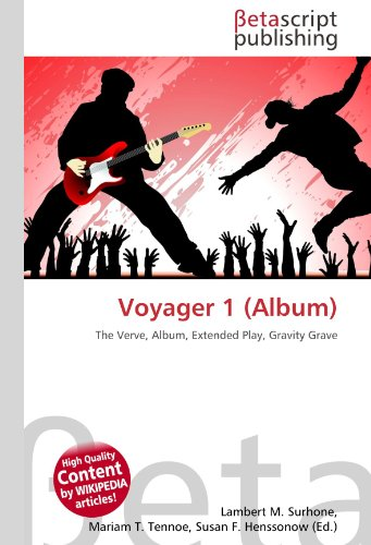 9786131208768: Voyager 1 (Album): The Verve, Album, Extended Play, Gravity Grave