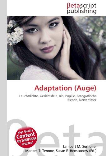 9786131209833: Adaptation (Auge)