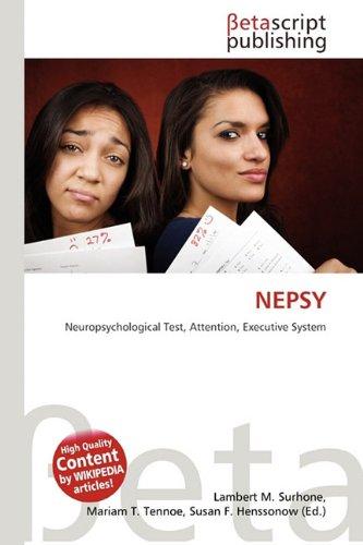 9786131217937: Nepsy