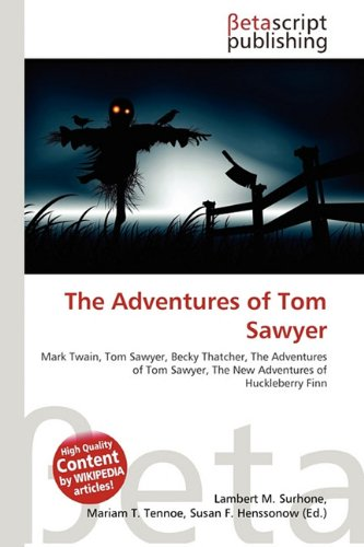 9786131240959: The Adventures of Tom Sawyer
