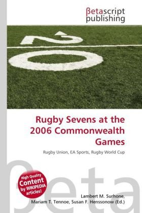 9786131245633: Rugby Sevens at the 2006 Commonwealth Games