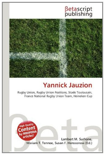 9786131262869: Yannick Jauzion