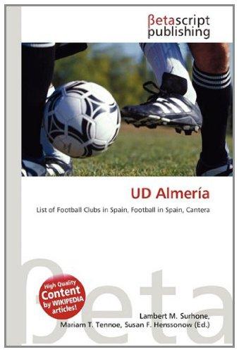 9786131267819: Ud Almeria