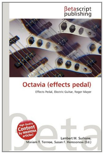 9786131271458: Octavia (Effects Pedal)