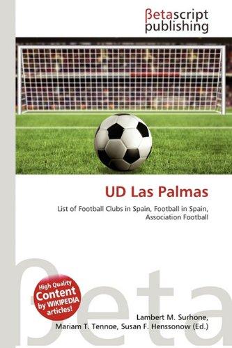 9786131272059: Ud Las Palmas