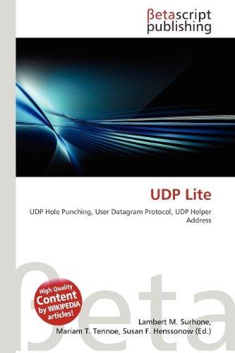 9786131281990: Udp Lite