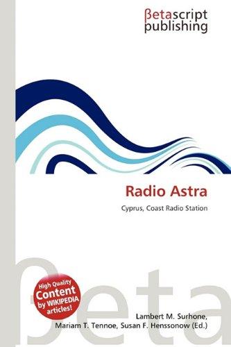 9786131288043: Radio Astra