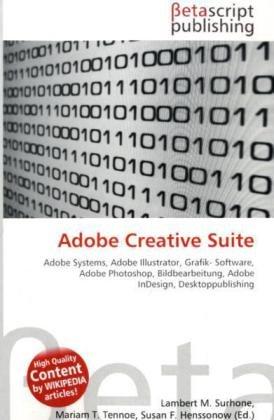 Adobe Creative Suite: Lambert M. Surhone