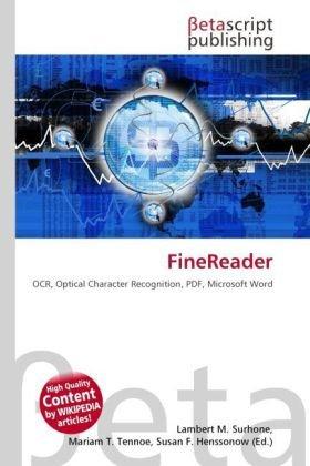 9786131398124: Finereader