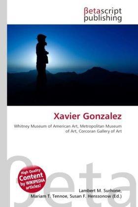 9786131399718: Xavier Gonzalez