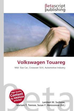 9786131414589: Volkswagen Touareg