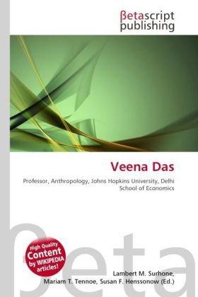 9786131469138: Veena Das