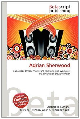 Adrian Sherwood: Lambert M. Surhone