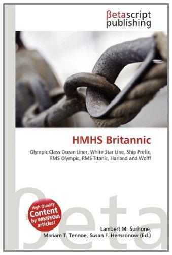 9786131485138: Hmhs Britannic
