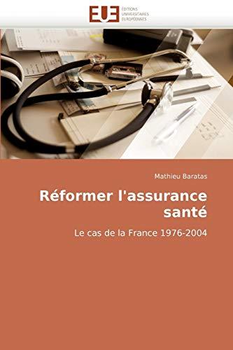 9786131502026: Réformer l'assurance santé (French Edition)