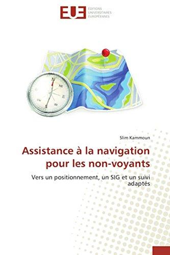 9786131503542: Assistance à la navigation pour les non-voyants