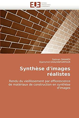 Synthese DImages Realistes: Salman SHAHIDI