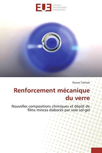 9786131510649: Renforcement mécanique du verre
