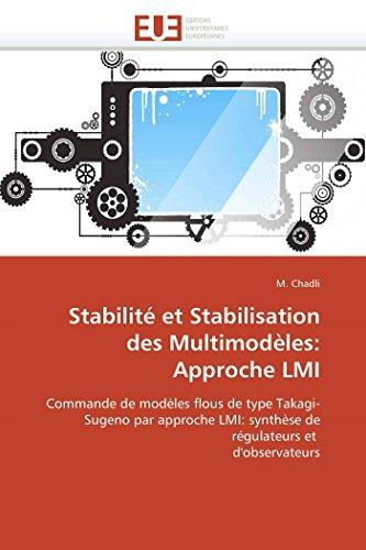 Stabilit� Et Stabilisation Des Multimod�les: Approche LMI: Chadli-M
