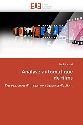 Analyse automatique de films - Rémi Ronfard