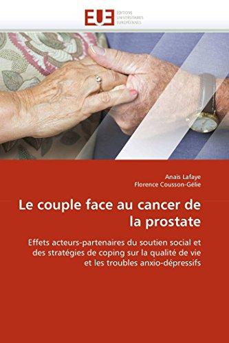 Le couple face au cancer de la prostate: Effets acteurs-partenaires du soutien social et des ...