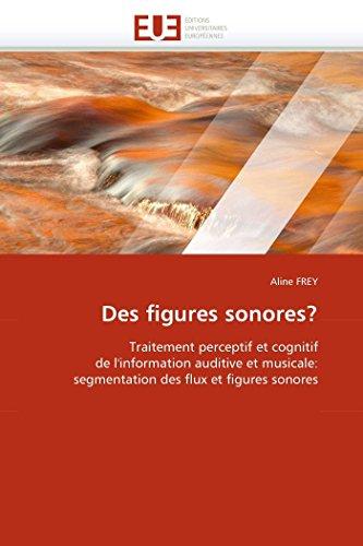 Des Figures Sonores?: Aline FREY