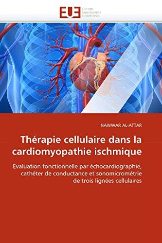 Therapie Cellulaire Dans La Cardiomyopathie Ischmique: NAWWAR AL-ATTAR