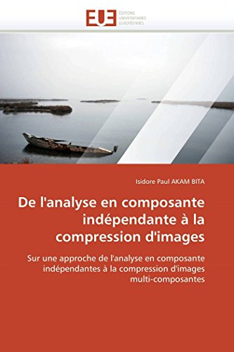 9786131537455: de L'Analyse En Composante Independante a la Compression D'Images