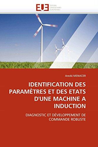Identification Des Parametres Et Des Etats D: Menacer-A