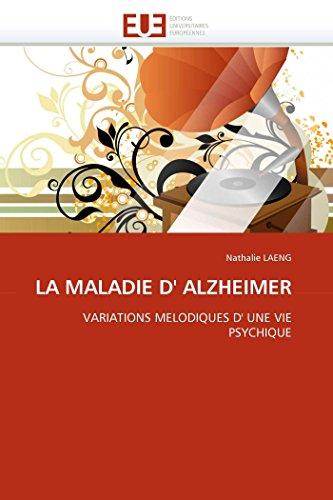9786131544514: La Maladie D' Alzheimer (OMN.UNIV.EUROP.)
