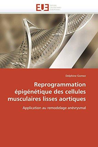 9786131547119: Reprogrammation épigénétique des cellules musculaires lisses aortiques: Application au remodelage anévrysmal (Omn.Univ.Europ.) (French Edition)
