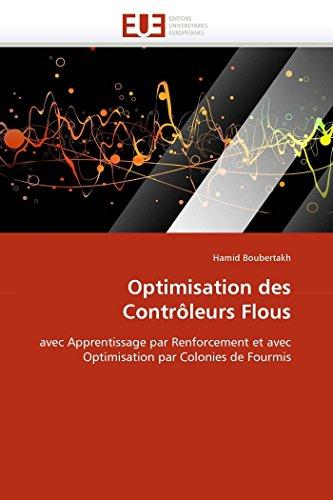 Optimisation Des Controleurs Flous: Hamid Boubertakh