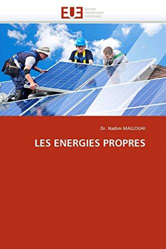 Les Energies Propres (Paperback): Mallouhi-D