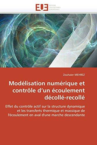 Modelisation Numerique Et Controle DUn Ecoulement Decolle-Recolle: Zouhaier MEHREZ