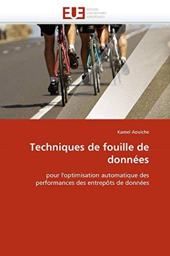 Techniques de Fouille de Donnees: Kamel Aouiche