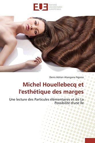 9786131572692: Michel Houellebecq et l'esthétique des marges: Une lecture des Particules élémentaires et de La Possibilité d'une île (Omn.Univ.Europ.) (French Edition)