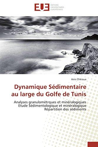 9786131573156: Dynamique sédimentaire au large du golfe de tunis (Omn.Univ.Europ.) (French Edition)