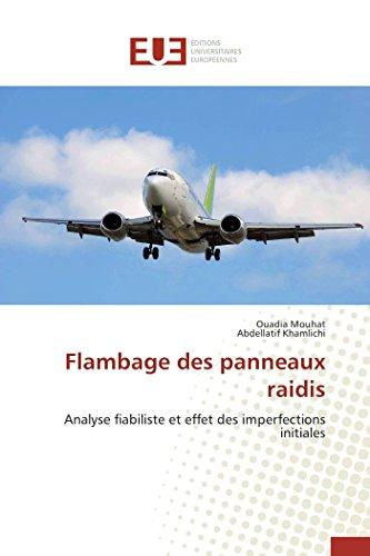 Flambage Des Panneaux Raidis (Paperback): Mouhat Ouadia, Khamlichi