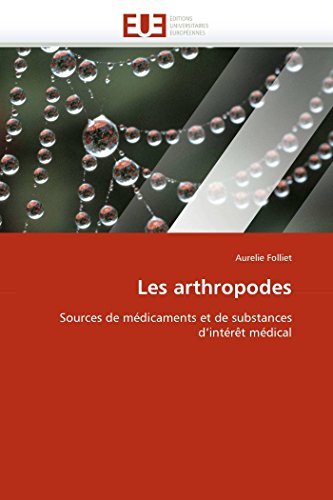 Les Arthropodes: Aurelie Folliet