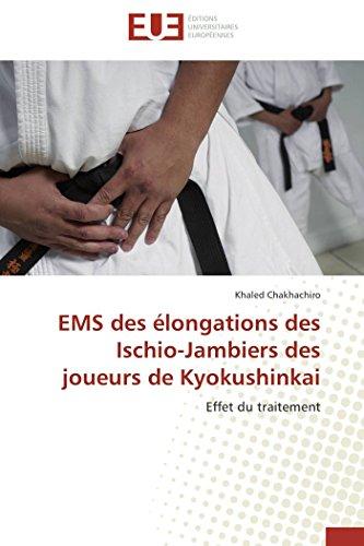 EMS Des Elongations Des Ischio-Jambiers Des Joueurs: Khaled Chakhachiro