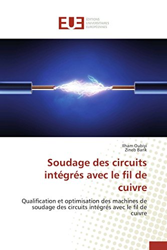 Soudage Des Circuits Integres Avec Le Fil: Oubiyi Ilham