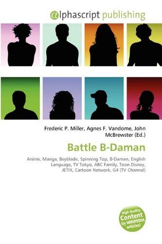 9786131622465: Battle B-Daman