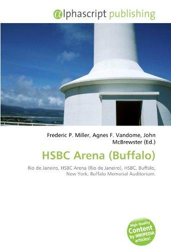 9786131643101: HSBC Arena (Buffalo): Rio de Janeiro, HSBC Arena (Rio de Janeiro), HSBC, Buffalo, New York, Buffalo Memorial Auditorium.