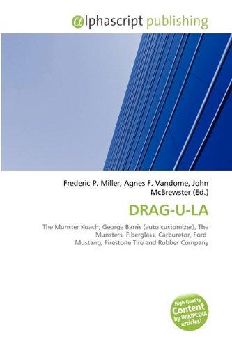 9786131646805: Drag-U-La