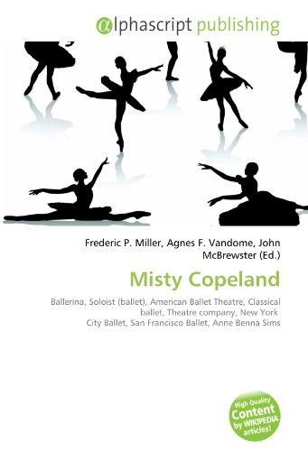 9786131649981: Misty Copeland