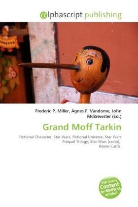 9786131666650: Grand Moff Tarkin